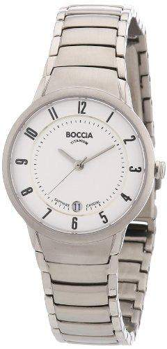 Boccia Damen-Armbanduhr Titan Dress 3158-01