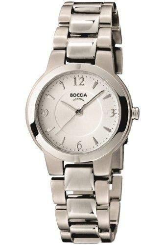 Boccia Damen-Armbanduhr Titan 3175-01