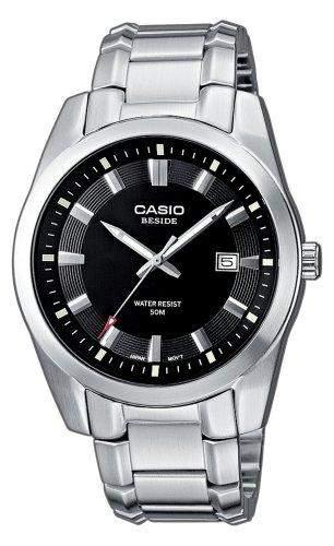 Casio Collection Herren-Armbanduhr Analog Quarz BEM-116D-1AVEF