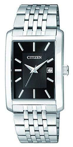 Citizen Herren-Armbanduhr Analog Quarz Edelstahl BH1671-55E