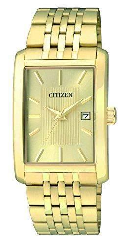 Citizen Herren-Armbanduhr Analog Quarz Edelstahl BH1673-50P