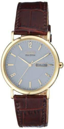 Citizen Herren-Armbanduhr Analog Quarz Edelstahl BM8243-05AE