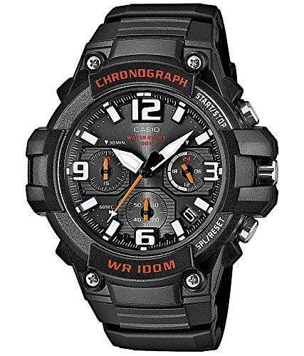 Casio Collection Analoge Herren Armbanduhr MCW-100H-1AVEF