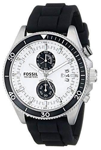 Uhr Fossil Wakefield Ch2933 Herren Weiss