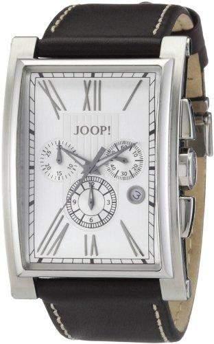 Joop Herren-Armbanduhr Curve Chrono Analog Quarz JP100331F03