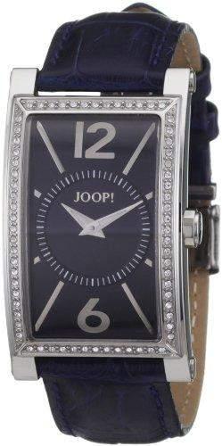 Joop Damen-Armbanduhr Curve Analog Quarz JP11Q1SS-1103