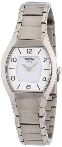 Boccia Damen-Armbanduhr Titan Dress 3174-01