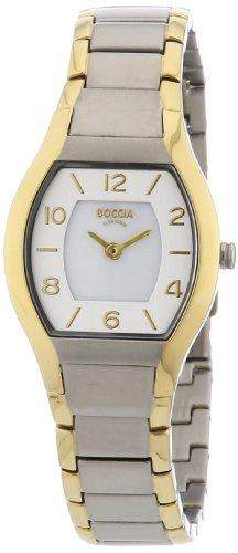 Boccia Damen-Armbanduhr Titan Dress 3174-02