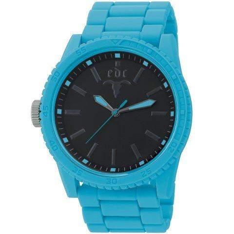 EDC Herren-Armbanduhr Analog Quarz Plastik EE100291010