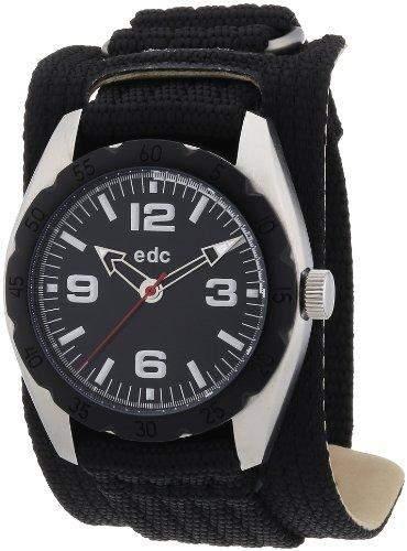 edc by Esprit Herren-Armbanduhr Analog Quarz EE100541001