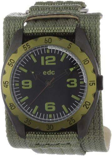 edc by Esprit Herren-Armbanduhr Analog Quarz EE100541003