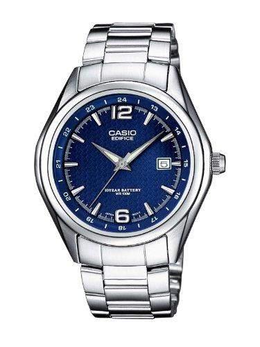 Casio Edifice Herren-Armbanduhr Analog Quarz EF-121D-2AVEF