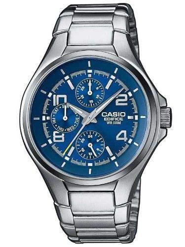 Casio Edifice Herren-Armbanduhr Analog Quarz EF-316D-2AVEF