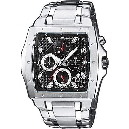 Casio Edifice Herren-Armbanduhr Analog Quarz EF-329D-1AVEF