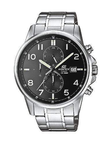 Casio Herren-Armbanduhr Edifice Chronograph EFR-505D-1AVEF