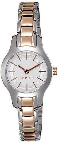 Esprit Damen-Armbanduhr XS Analog Quarz Edelstahl beschichtet ES107082003