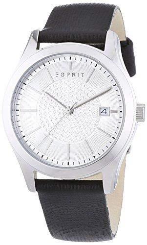 Esprit Damen-Armbanduhr Julia Analog Quarz Leder ES107792001