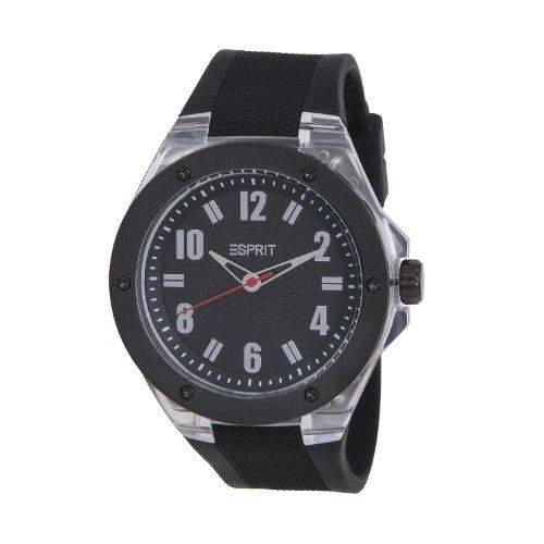 Esprit Herren-Armbanduhr XL Analog Kautschuk ES900651001