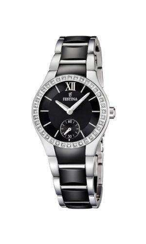Festina Damen-Armbanduhr XS Analog Quarz verschiedene Materialien F166372