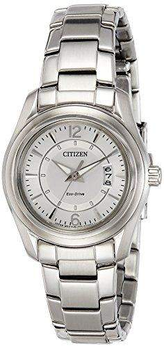 Citizen Herren-Armbanduhr Analog Quarz Edelstahl FE1010-57B