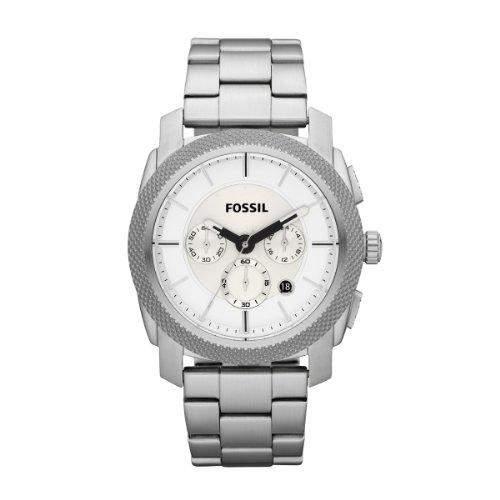 Fossil Herren-Uhr Dress Quarz Analog FS4663