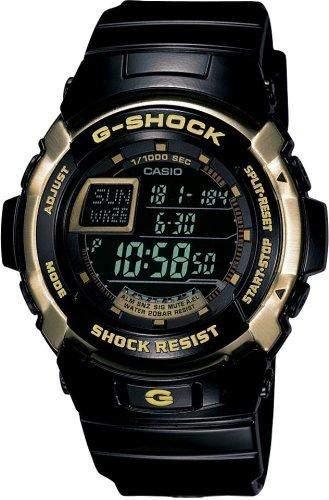 Casio G-Shock STANDARD Treasure Gold G-7700G-9JF Mens Watch
