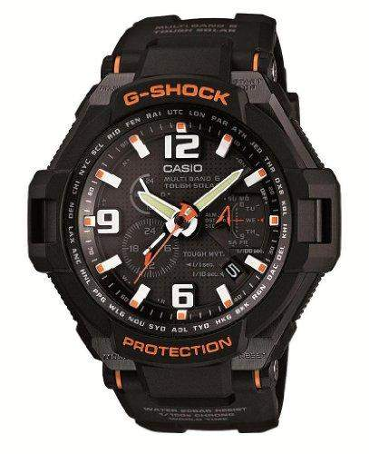 Casio G-Shock Sky Cockpit Tough Solar Radio clock MULTIBAND 6 GW-4000-1AJF Mens watch Japan import
