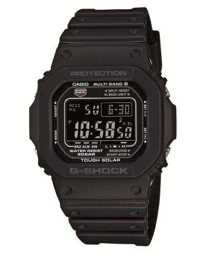 Casio Casio Uhr G-SHOCK G-Shock Multi-Band 6 Multiband6 Welt sechs Stationen entsprechenden wellige Sonnen digitale Uhr GW-M5610-1BJF Maenner
