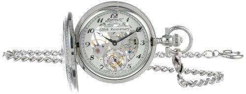 Ingersoll Herren Armbanduhr IN9005WHS Reliance Analog Display-mechanische Hand Wind