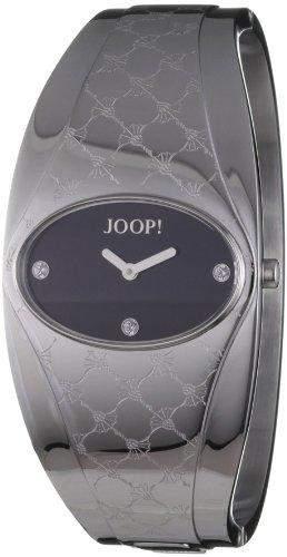 Joop! Damen-Armbanduhr XS Analog Quarz Edelstahl JP100302001U