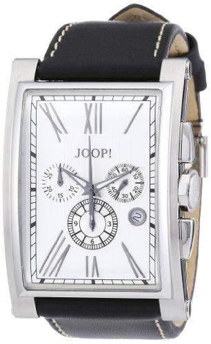 Joop Herren-Armbanduhr Curve Chrono Analog Quarz JP100331F01U