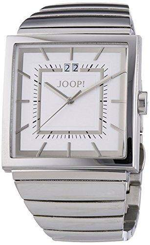 Joop! Herren-Armbanduhr Analog Quarz Edelstahl JP100411005U