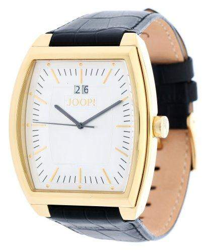 Joop! Herren-Armbanduhr XL Analog Quarz Leder JP100441004U