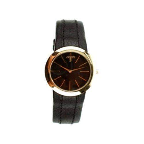 Joop! Damen-Armbanduhr XS Analog Quarz Leder JP100542F02U