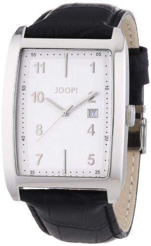 Joop Herren-Armbanduhr Analog Quarz Leder JP100741F07