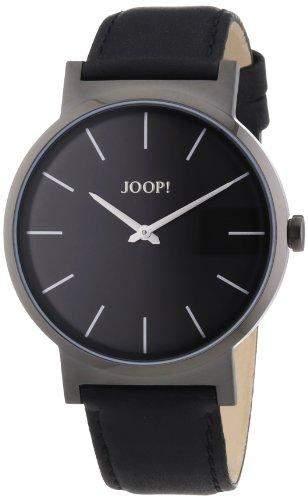 Joop Herren-Armbanduhr XL Analog Quarz Leder JP100841F10