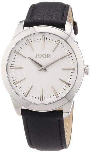 Joop Damen-Armbanduhr Element Ladies Analog Quarz Leder JP101112F02