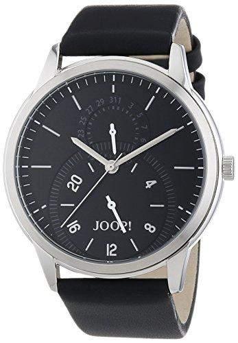 Joop Herren-Armbanduhr XL Analog Quarz Leder JP101401002