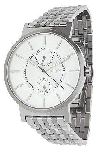 Joop! Herren-Armbanduhr Analog Quarz Leder JP101441003