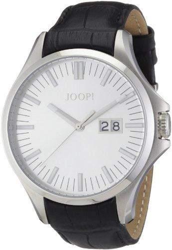 Joop Herren-Armbanduhr Classic Round Analog Quarz JP11Q1SS-0102