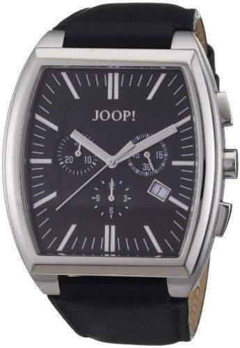 Joop Herren-Armbanduhr Classic Tonneau Analog Quarz JP11Q1SS-0402
