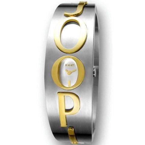 Joop! Damen-Armbanduhr XS Analog Quarz Edelstahl JP100222F03U