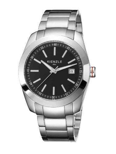 Kienzle Herren-Armbanduhr XL Analog Edelstahl K3011013042