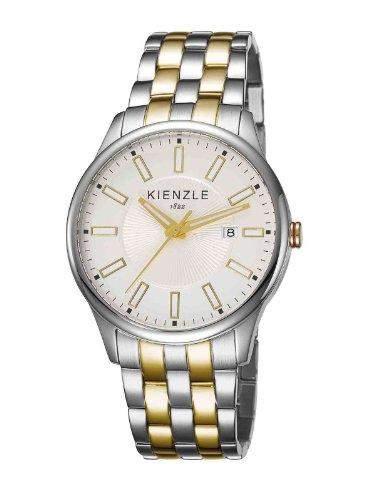 Kienzle Unisex-Armbanduhr Analog Edelstahl beschichtet K3043011082