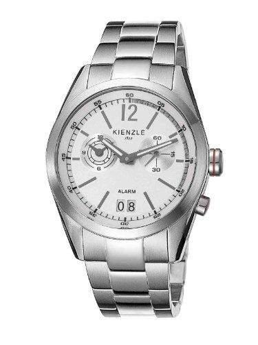 Kienzle Herren-Armbanduhr XL Analog Edelstahl K3071011042