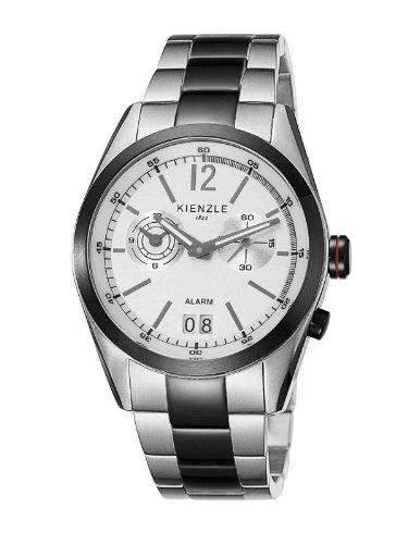 Kienzle Herren-Armbanduhr XL Analog Edelstahl beschichtet K3071121062