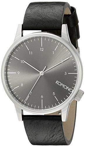 Komono Herren-Armbanduhr Analog Quarz Polyurethan KOM-W2255