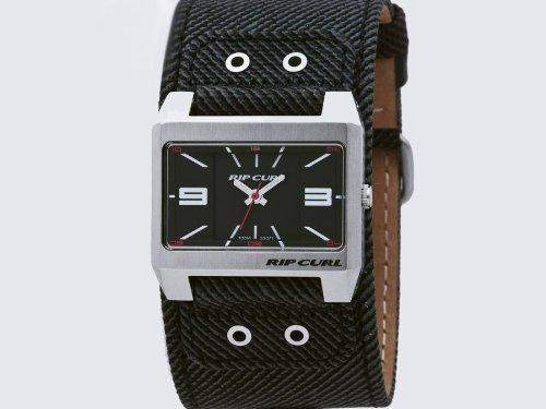 Rip Curl Herren-Armbanduhr XL Mid Tarmac Canvas Analog Textil A2463 _90