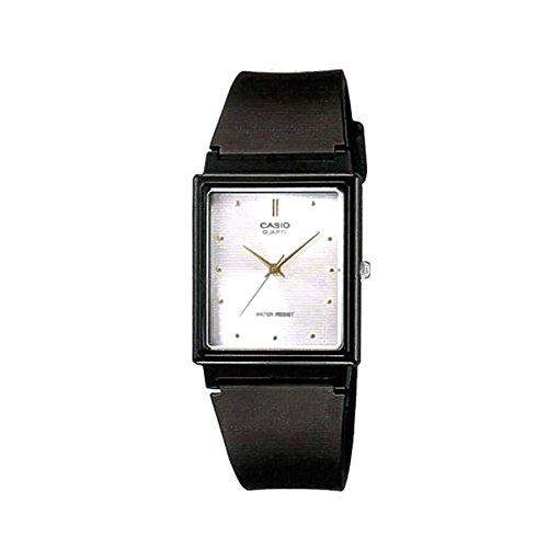 MQ38-7A Mens Rectangular Classic 3-Hand Analog Watch