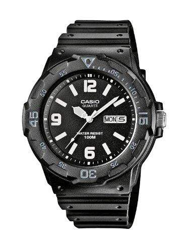 Casio Collection Herren-Armbanduhr Analog Quarz MRW-200H-1B2VEF